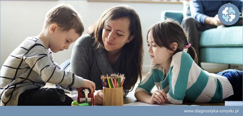Objawy ADHD u małych dzieci