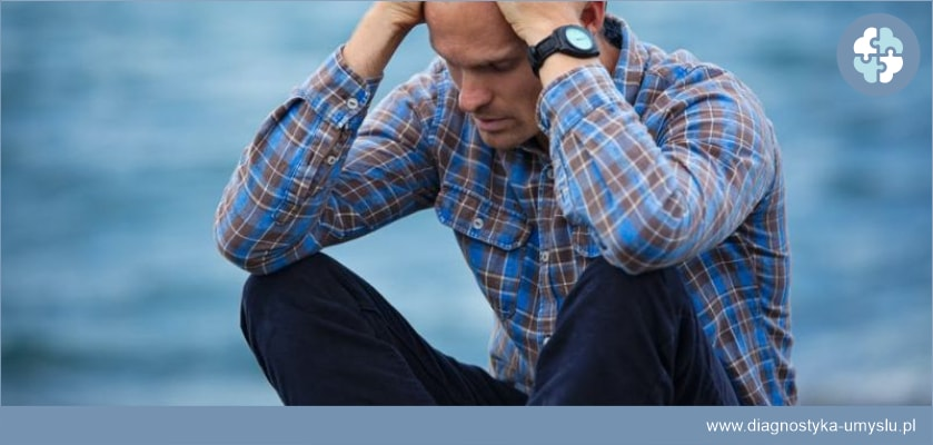 Objawy depresji i lęku